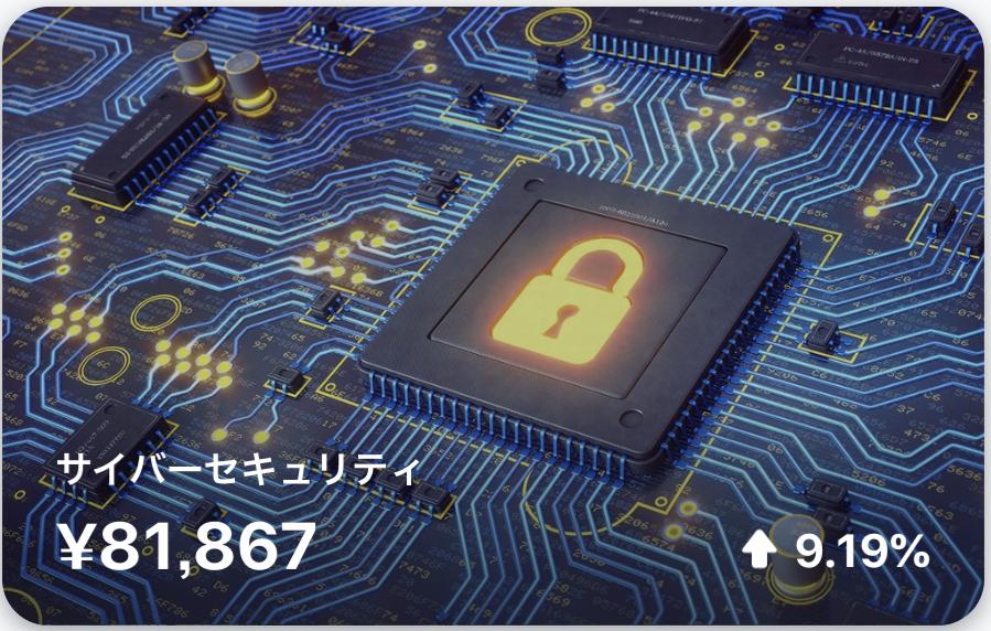 サイバーセキュリティ 運用実績