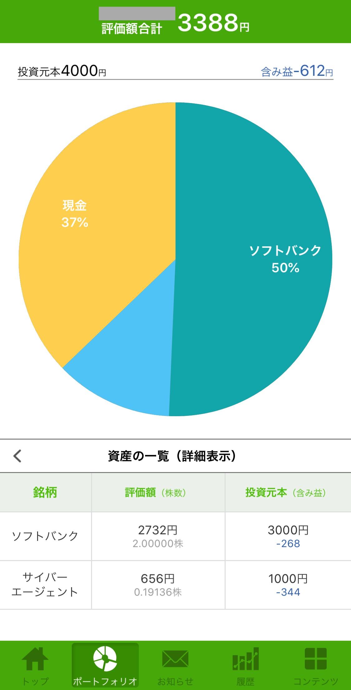 日本株 保有銘柄